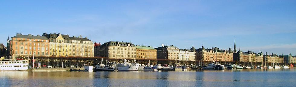 Stockholm: 1Office büroohotell