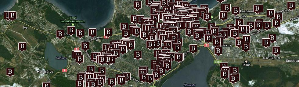 Basic Kontorimööbel on tarninud kõikjale üle Eesti! (vaata kaarti)